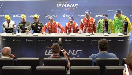2019 4 Hours of Silverstone - Press conference