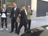 Transfert - Wanda Nara est arrivée au siège du PSG