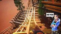 Desert Storm, Mine Cart Run & Mine Coaster! Coaster Spotlight 639 #PlanetCoaster