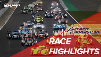 2019 4 Hours of Silverstone - Race highlights!