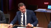 Christophe Castaner devant la commission d'enquête sur la souveraineté numérique