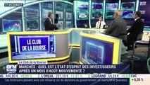 Le Club de la Bourse: Vincent Lequertier, Julien Nebenzahl, Bertrand Puiffe et Mickaël Jacoby - 02/09
