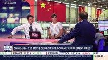Chine-USA: 125 milliards de dollars de droits de douane supplémentaires - 02/09