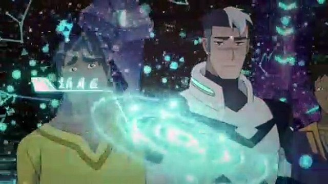 VOLTRON Legendary Defender Season 1 Episode 2 - Some Assembly Required