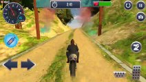 Offroad Motorbike Stunts Rider - Motor Racer Games - Android Gameplay Video