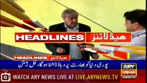 ARYNews Headlines|NAB to avoid income and sales tax cases against businessmen| 10PM |2Septemder2019
