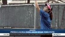 Srikandi Tenis Indonesia Siap Bangkit Kembali