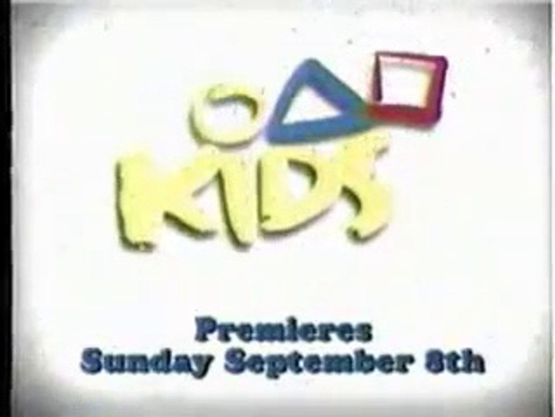 UPN Kids Fall 1996 TV spot