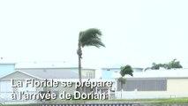 L'ouragan Dorian s'acharne sur les Bahamas