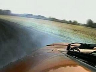 Drift en 350Z à Lurcy-Levis