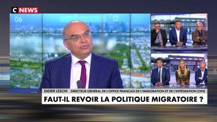 Manuel Bompard - CNews lundi 2 septembre 2019