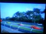 Mégane Trophy au WSR Le Mans 2006