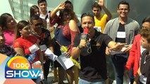 ¡El espíritu de La Academia llegó a Tijuana! El casting estuvo lleno de talento.   Todo Un Show