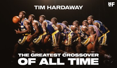 Tim Hardaway On Having The GOAT Crossover