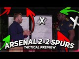 Did Emery Get It Wrong vs Spurs? | AFTV Tactical Insight Show ft Graham