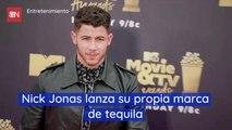 Nick Jonas lanza su propia marca de tequila