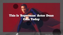 'Lois & Clark:' This Is 'Superman' Actor Dean Cain Today