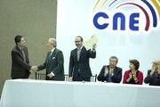 Comité retira formularios para recoger firmas sobre eliminación del CPCCS