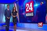 Zeballos se presentará esta tarde en interpelación por fuga de 'Goro'