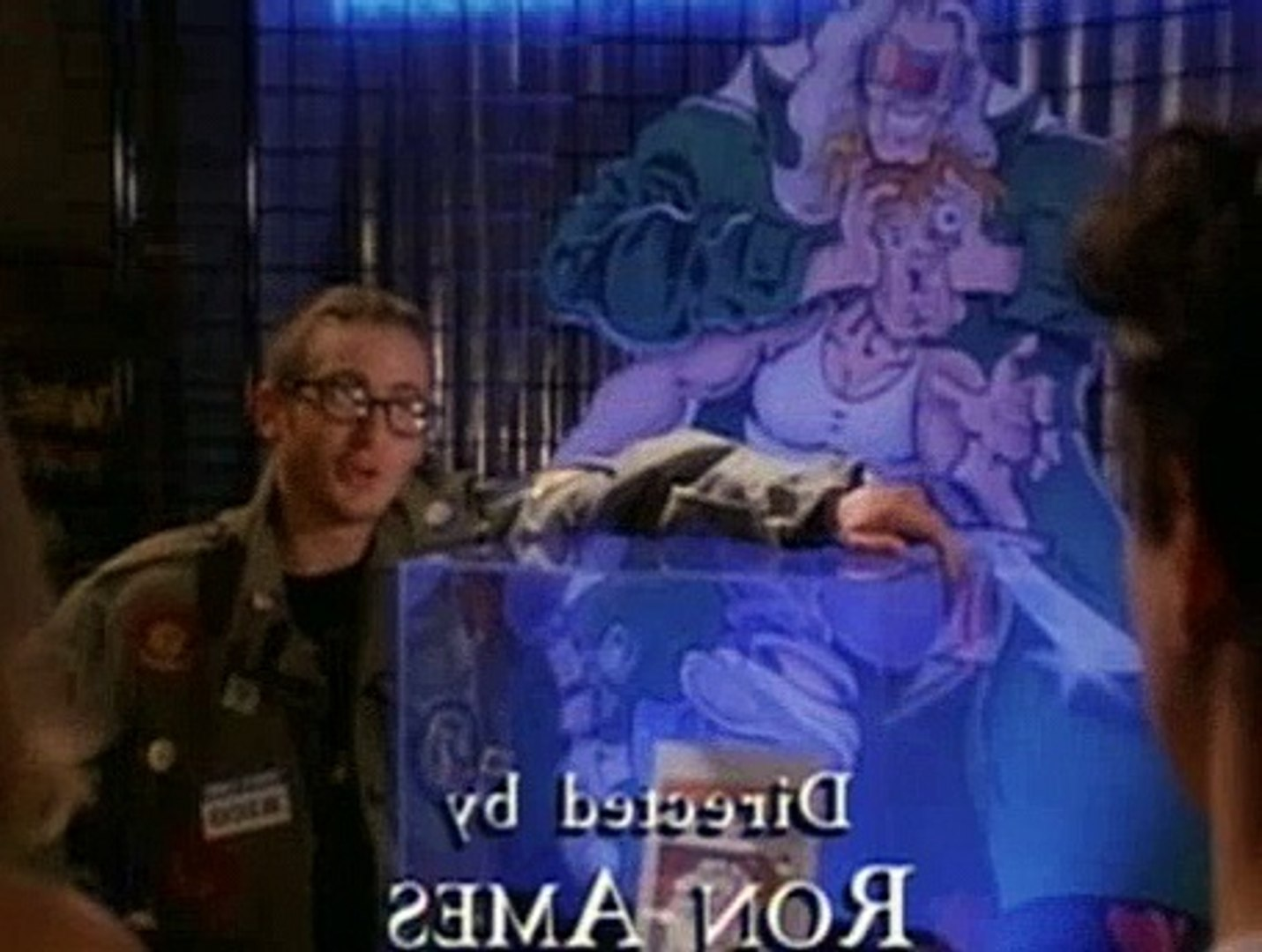 Weird Science Season 3 Episode 13 - Quantum Wyatt