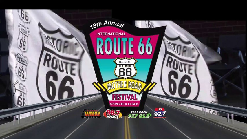 18th Annual International Route 66 Festival - Downtown Springfield, IL