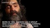 Serial killer Charles Manson dies aged 83