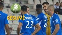 Grenoble Foot 38 - RC Lens (2-2)  - Résumé - (GF38-RCL) / 2019-20