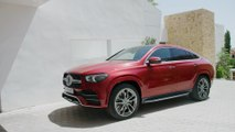 Mercedes-Benz GLE 4MATIC Coupé Design preview