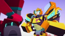 Transformers: Cyberverse - [Season 1 Episode 1]: Fractured