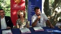 Signature contrat Bourg-Centre Bessan