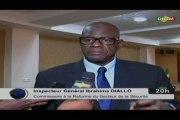 ORTM/Rencontre entre le conseil national de la reforme du secteur de la sécurité avec le Premier ministre, Dr Boubou Cissé à la Primature