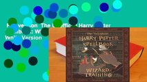 Full version  The Unofficial Harry Potter Spellbook: Wizard Training: Black and White Version