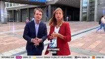 La première chaîne d'information continue en Belgique, LN24 a été lancée hier soir avec de très nombreux chroniqueurs français
