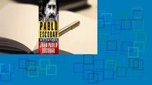 [GIFT IDEAS] Pablo Escobar: My Father by Juan Pablo Escobar