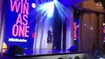 Lea Salonga sings the 2019 SEA Games theme song