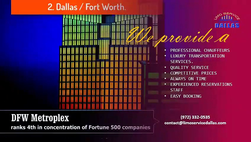 Limo Service Lewisville