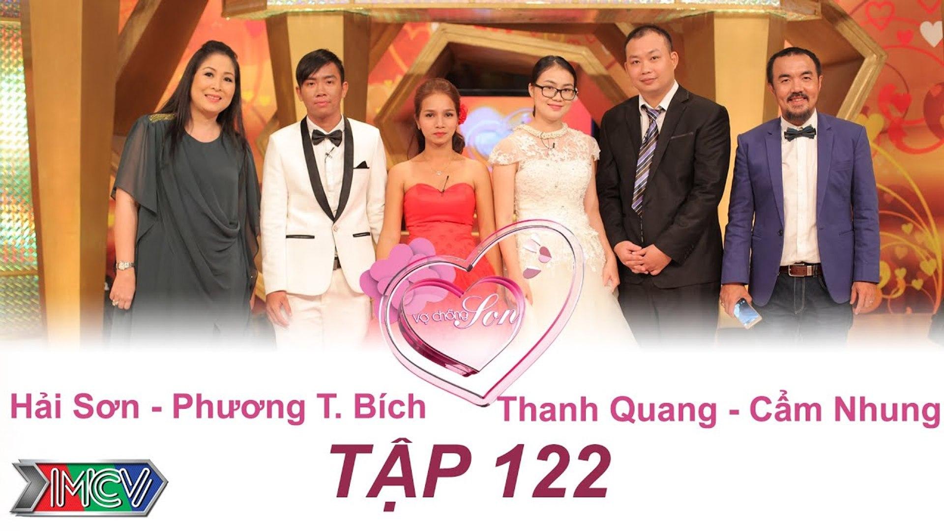 VỢ CHỒNG SON - Tập 122 _ Hải Sơn - Phương T.Bích _ Thanh Quang - Cẩm Nhung