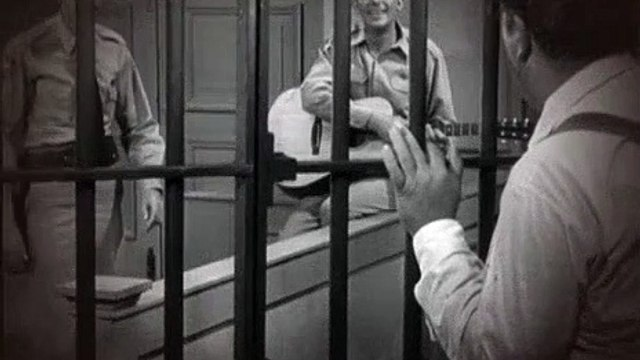 The Andy Griffith Show S02E07 Crime Free Mayberry