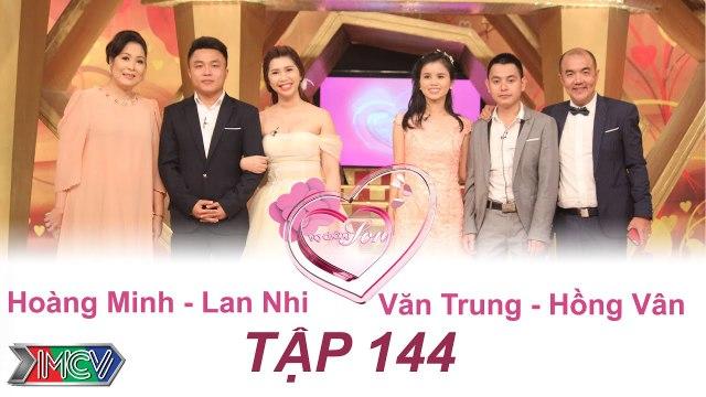 VỢ CHỒNG SON - Tập 144 _ Hoàng Minh - Lan Nhi _ Văn Trung - Hồng Vân