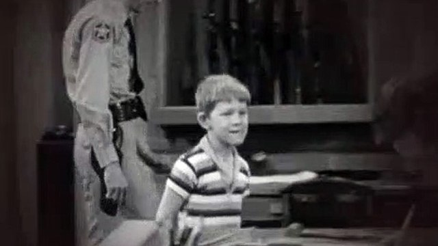 The Andy Griffith Show S02E14 The Keeper Of The Flame