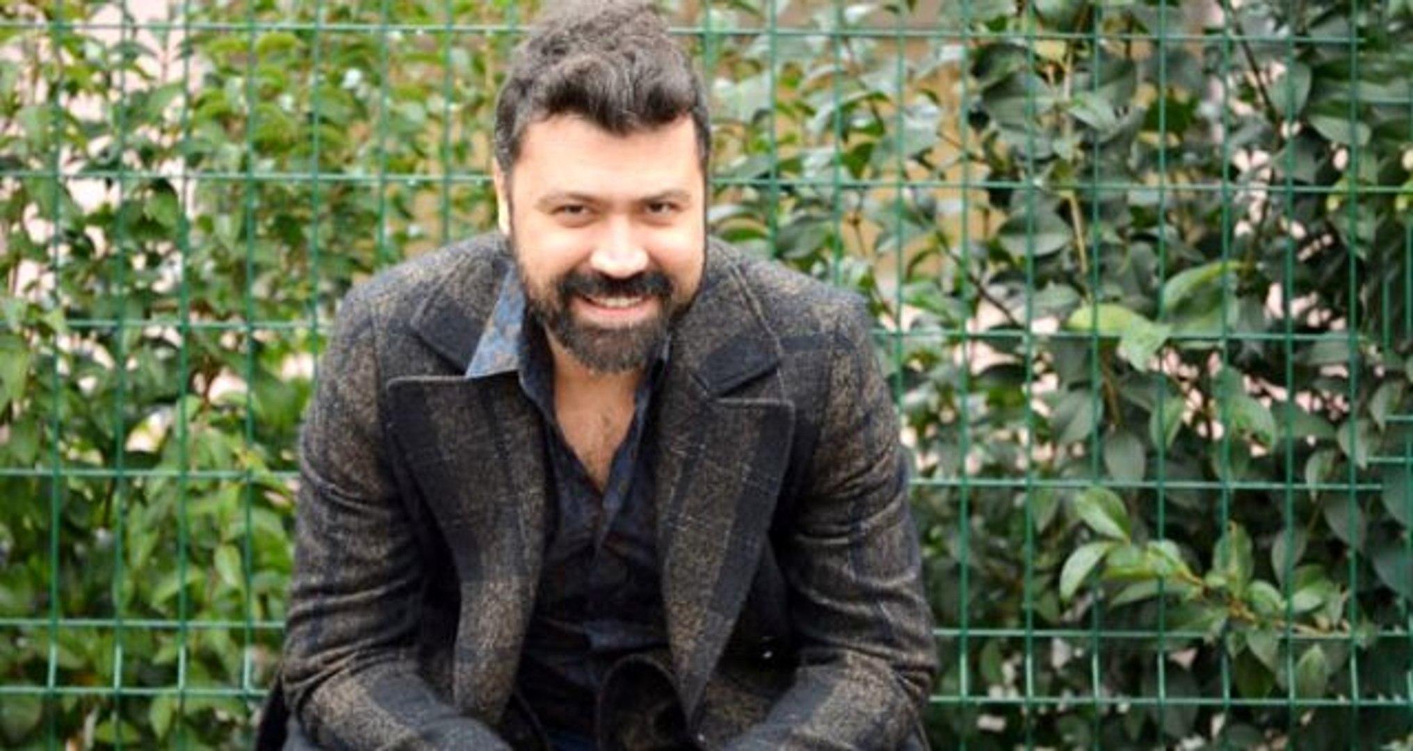 10 yıllık sakallarını kestiren oyuncu Bülent Emrah Parlak alay konusu oldu