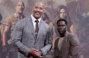 Dwayne 'The Rock' Johnson's message of support for Kevin Hart