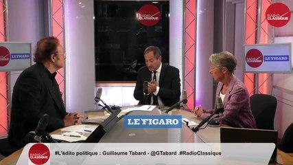 Elisabeth Borne - Radio Classique mardi 3 septembre 2019