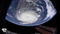 Les images de l'ouragan Dorian depuis la Station spatiale internationale