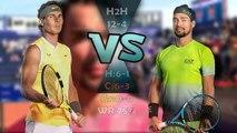 Rafael Nadal - Top 10 Toughest Opponents