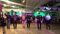 >Quinceañera baile sorpresa Dancing desde Charlotte NC XV