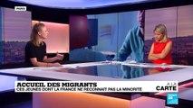 Livrés à eux-mêmes, ces jeunes migrants dont la France ne reconnaît pas la minorité