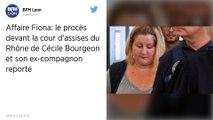 Affaire Fiona : Le quatrième procès repoussé à cause de la grossesse de Cécile Bourgeon