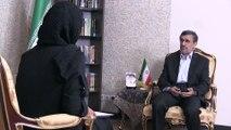 Eski İran Cumhurbaşkanı Mahmud Ahmedinejad (1) - TAHRAN