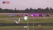 Un élève pilote fait atterrir l'avion seul après le malaise de son instructeur